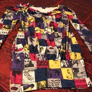 Miss Sixty XS runway sample dress